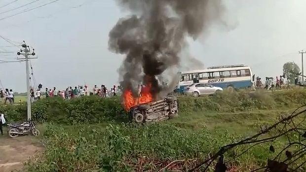 लखीमपुर खीरी हिंसा की सुप्रीम कोर्ट की निगरानी में हो सीबीआई जांच, वकीलों की सीजेआई से अपील