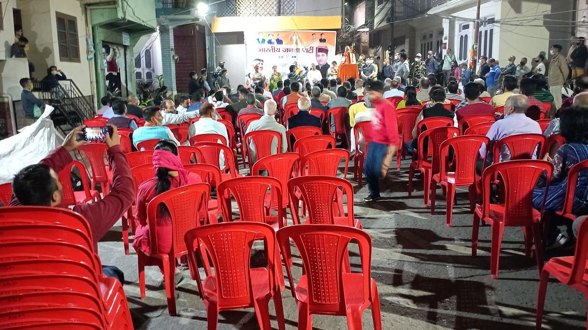 मंडी उपचुनाव में पसरी खामोशी, क्या मतदाताओं के बीच कोई अंडर करंट फैसले की घड़ी का कर रहा है इंतजार?