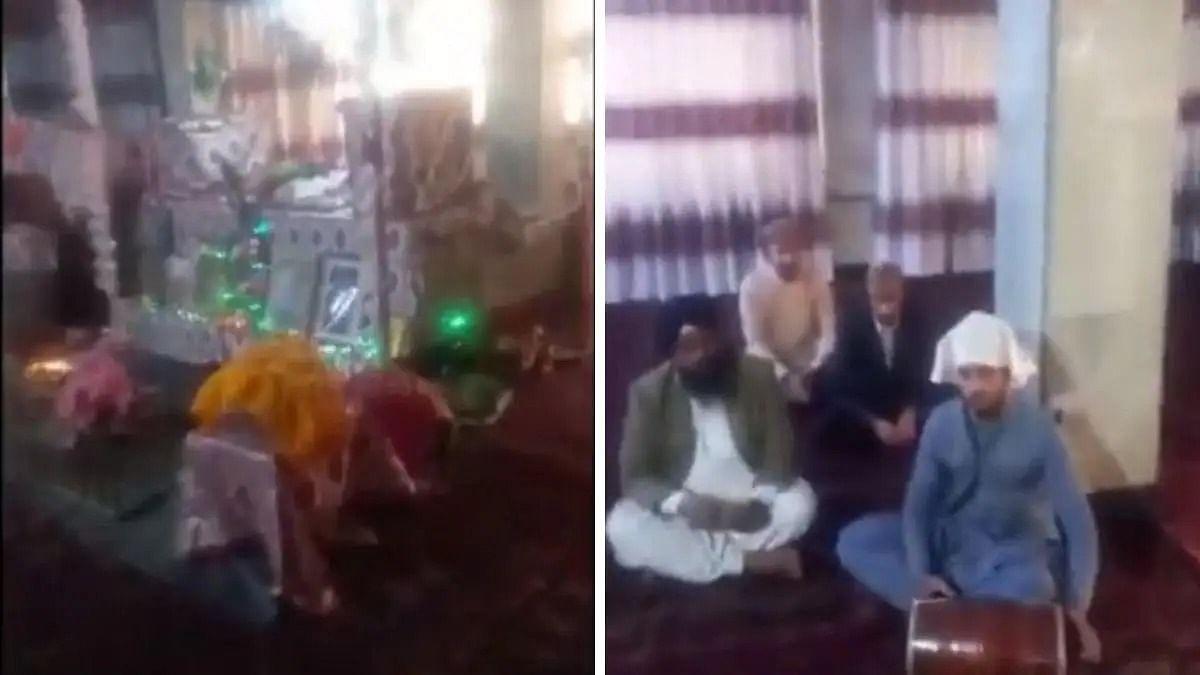 वीडियो: अफगानिस्तान में भी 'हरे रामा, हरे कृष्णा' की गूंज, तालिबान राज में हिंदुओं ने मंदिर में यूं मनाई नवरात्रि