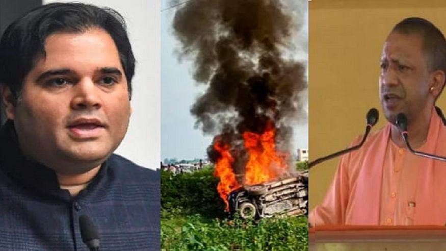 लखीमपुर कांड को लेकर योगी सरकार पर फिर बरसे BJP सांसद वरुण गांधी, कहा- मर्डर करके चुप नहीं कराया जा सकता