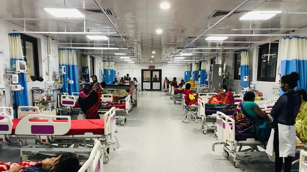 दिल्ली में कोरोना नहीं इस बीमारी ने बढ़ाई टेंशन, अस्पताल फुल! बेड की कमी से मरीज भटकने के लिए मजबूर