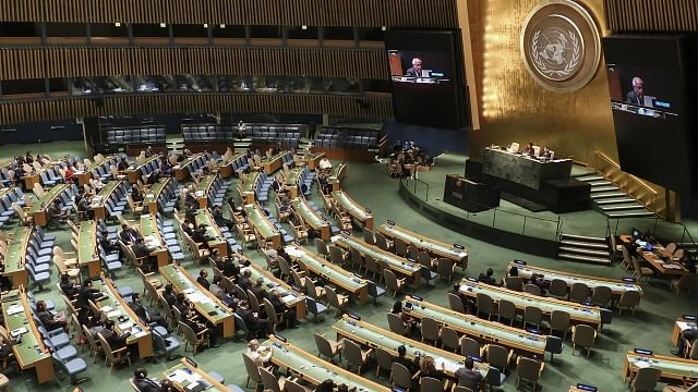 बड़ी खबर LIVE: UN में चीन की आलोचना कर रहीं भारतीय राजनयिक का माइक हुआ बंद, उठे कई सवाल