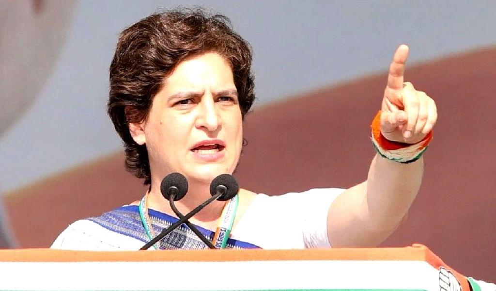 बड़ी खबर LIVE: BJP राज में महंगाई की बोझ तले दबे हैं मजदूर-किसान, सिर्फ मोदी मित्र हो रहे हैं धनवान- प्रियंका गांधी