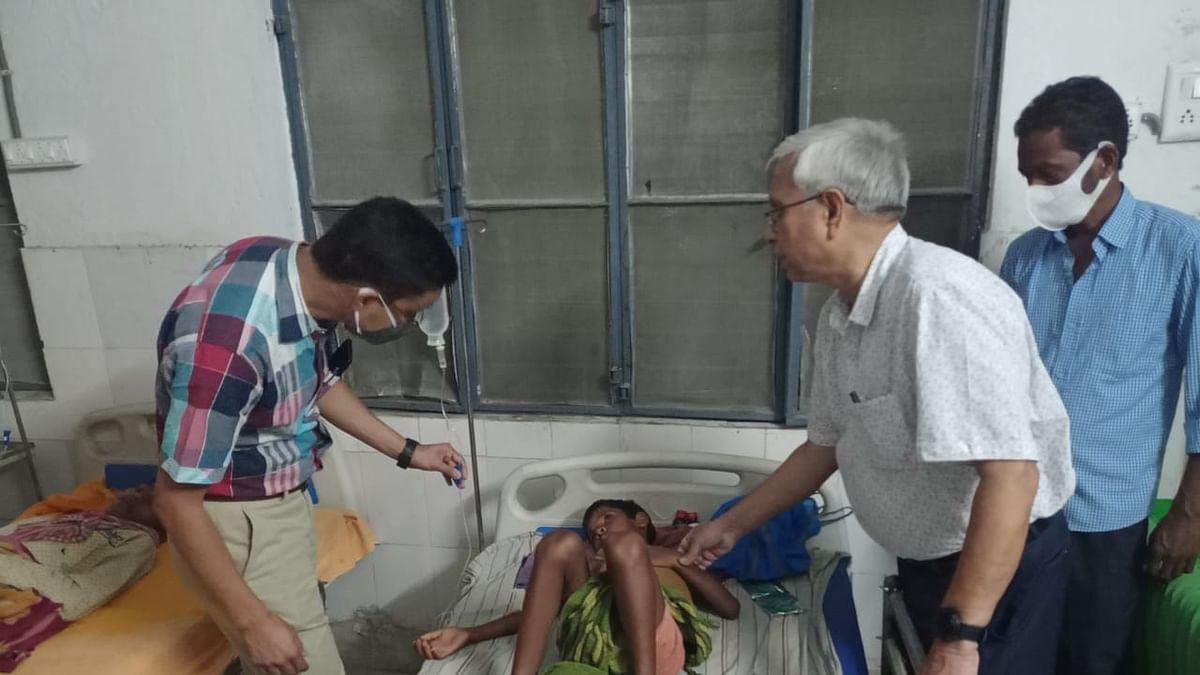 बिहार के मुजफ्फरपुर में श्राद्ध का भोज खाने के बाद 1 बच्चे की मौत, 24 बीमार, उल्टी-पेट दर्द की शिकायत
