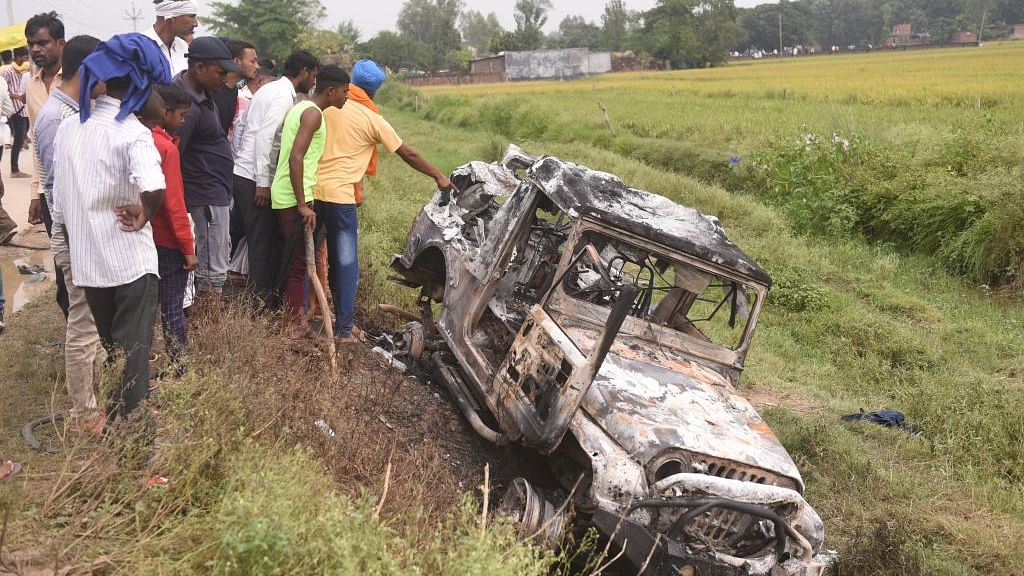 """लखीमपुर की घटना से बीजेपी खेमे में बेचैनी, योगी के मंत्री ने कहा, """"रायता फैल गया है...दोहरा नुकसान हुआ है..."""""""