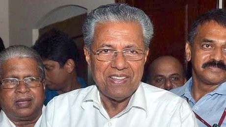 Boost for Vijayan as Left ahead in Kerala local polls