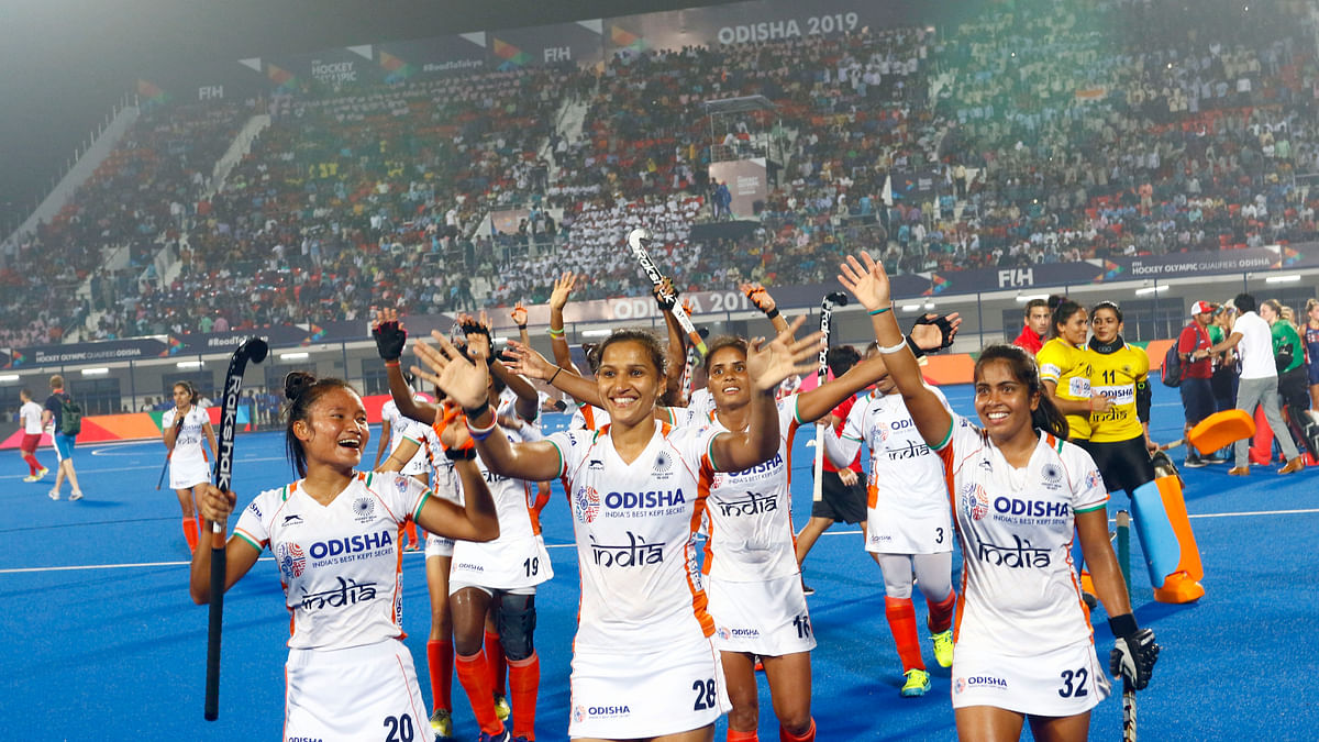 Yearender: Indian women played aggressive hockey to qualify for Olympics
