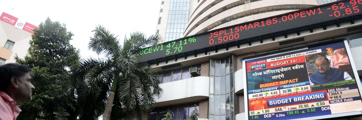 Equity markets open in red on Wednesday