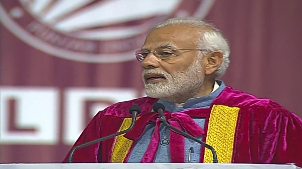 Modi kicks off Indian Science Congress in Bengaluru