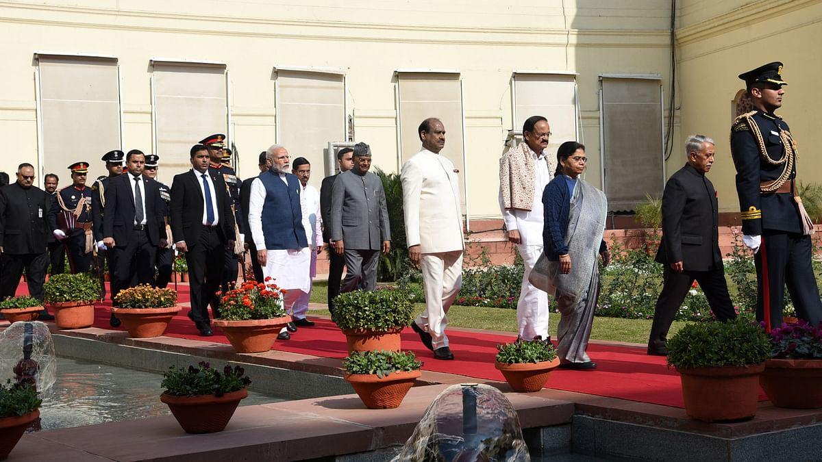 Kovind says CAA has fulfilled Mahatma Gandhi's wish