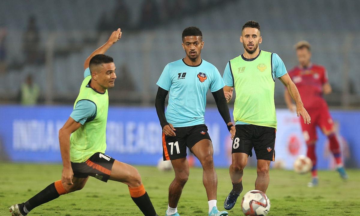 Football ISL: Goa ready for first of five finals, Kerala hopeful