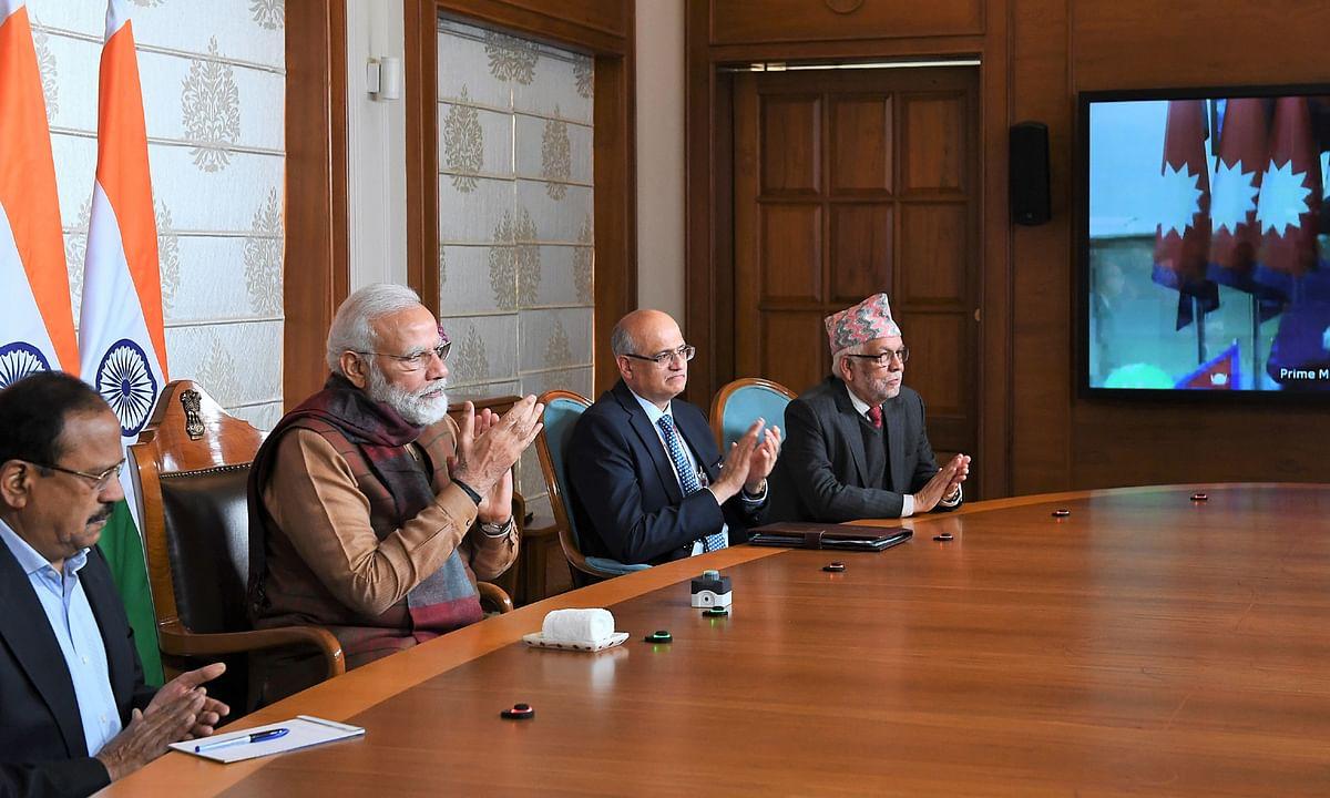 Modi, Nepal PM inaugurate Integrated Check Post at Jogbani-Biratnagar