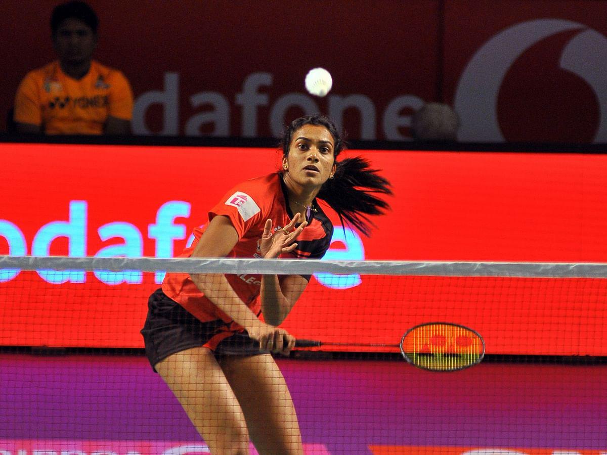 Badminton star PV Sindhu wins BBC Indian Sportswoman of the Year award