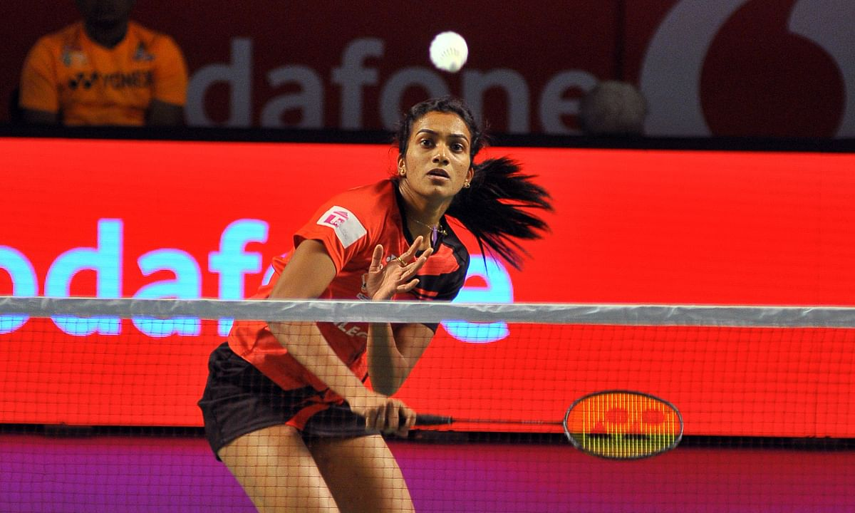 Badminton star PV Sindhu wins BBC Indian Sportswoman of the Year award