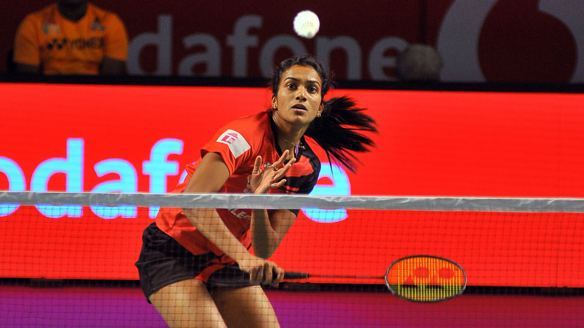 Sindhu masterclass takes Hyderabad Hunters to first win at  PBL