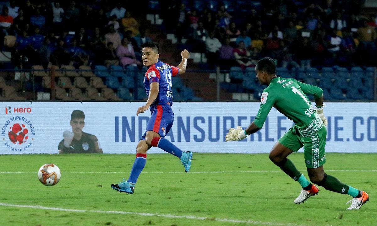 Football ISL: Bengaluru beat Jamshedpur FC 2-0