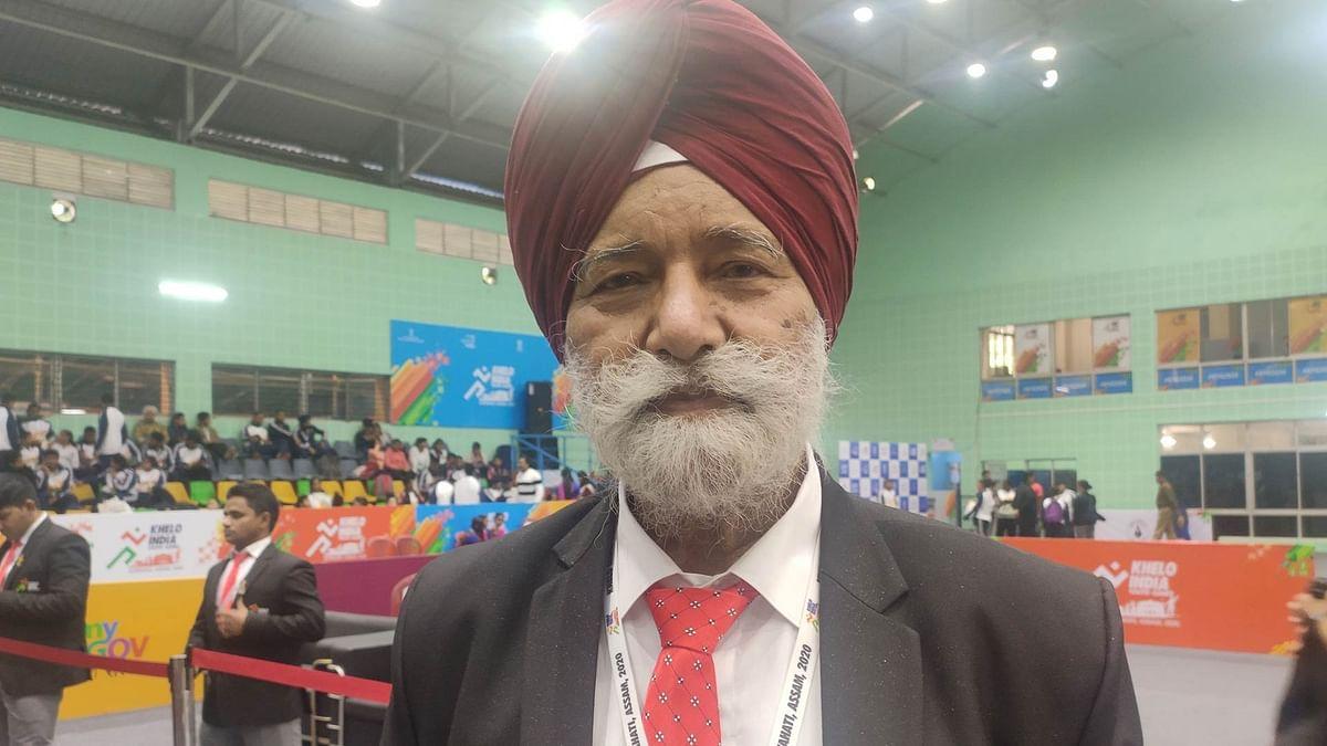Expect Mirabai Chanu to win an Olympic medal: Coach P. S.Sandhu