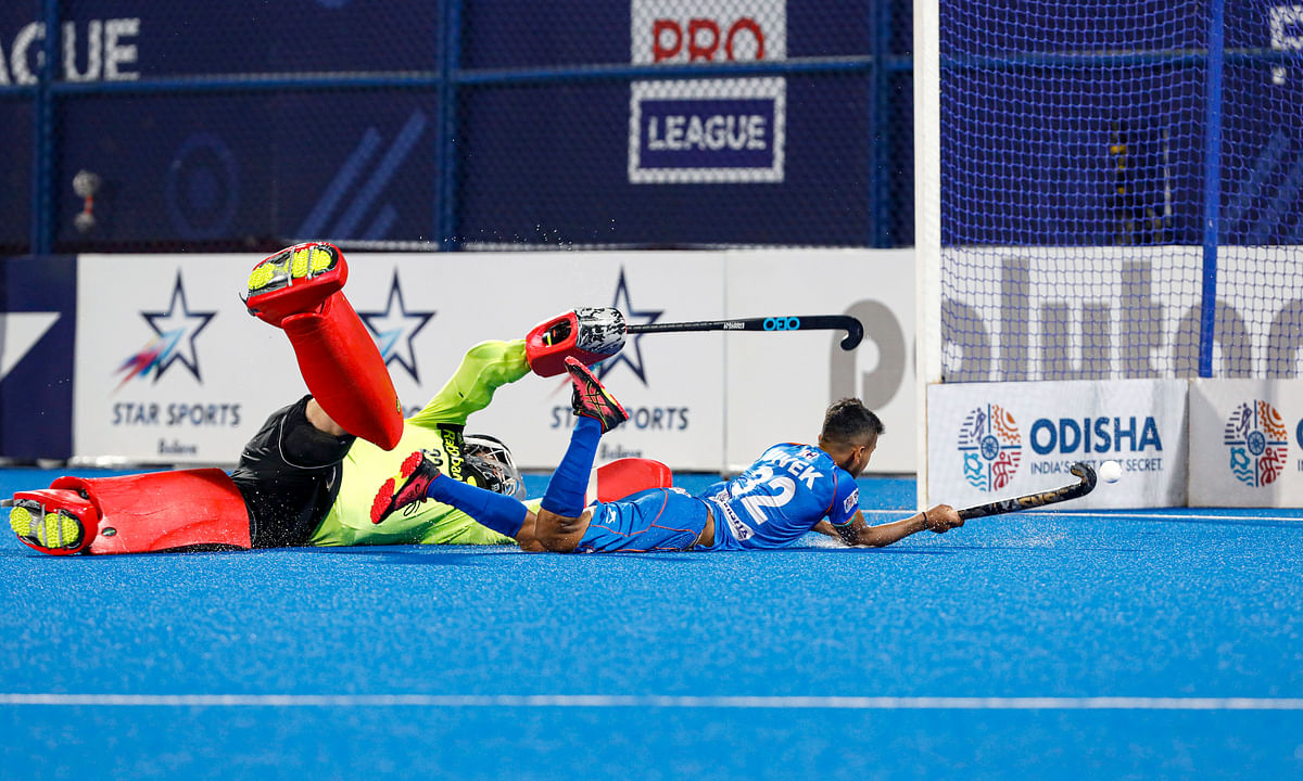 Hockey: India fight back from 1-3 to win shootout against the Netherlands