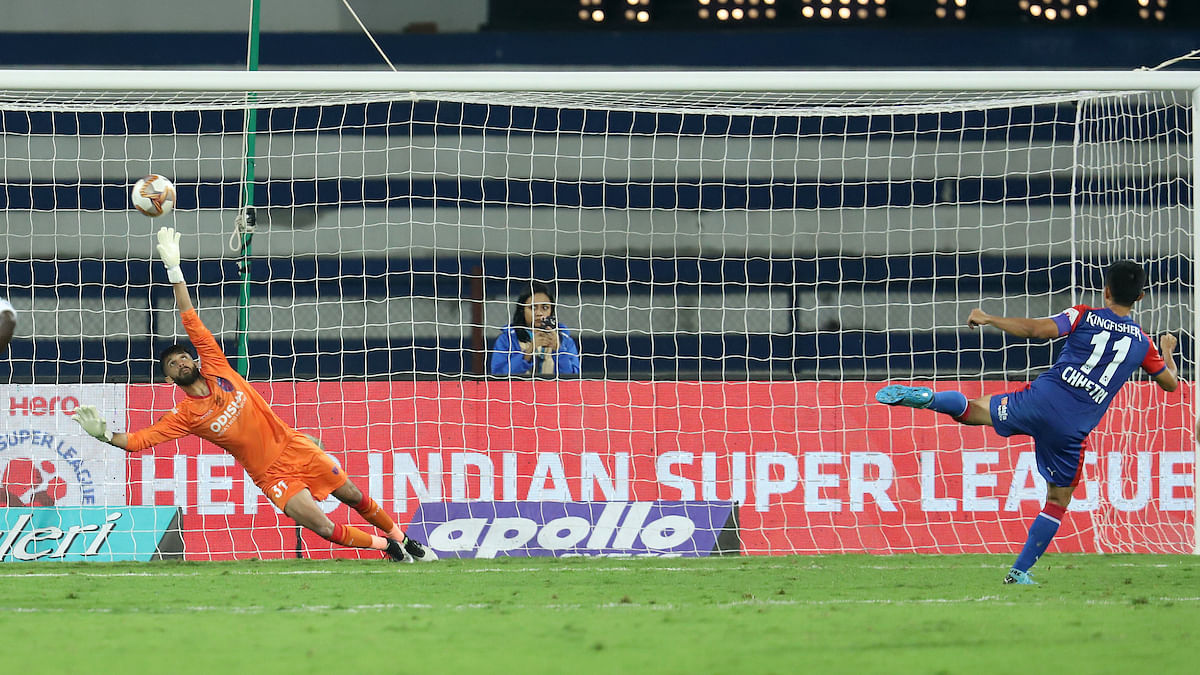 Football ISL: Bengaluru run over Odisha to claim top spot
