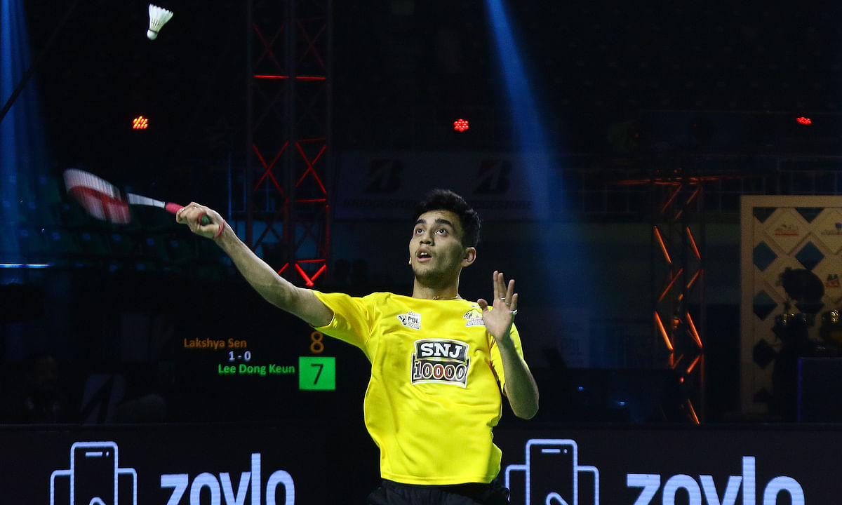 Lakshya Sen, Tommy Sugiarto guide Chennai Superstarz to victory at  PBL