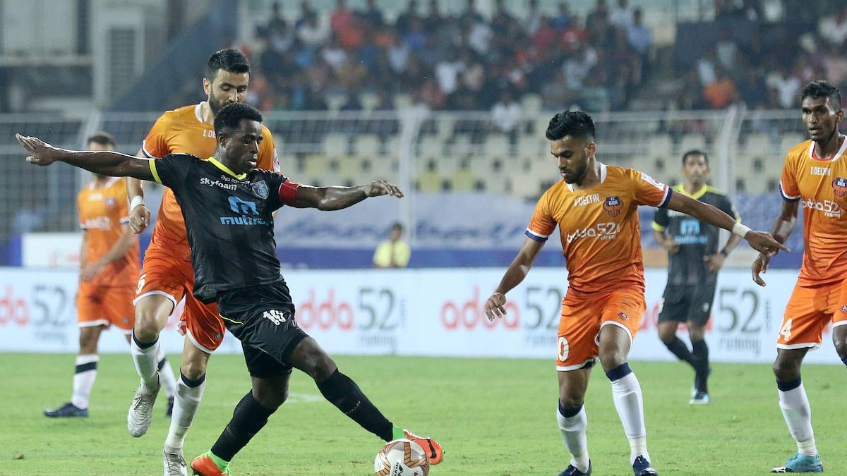 Football ISL: Goa have last laugh in five-goal thriller