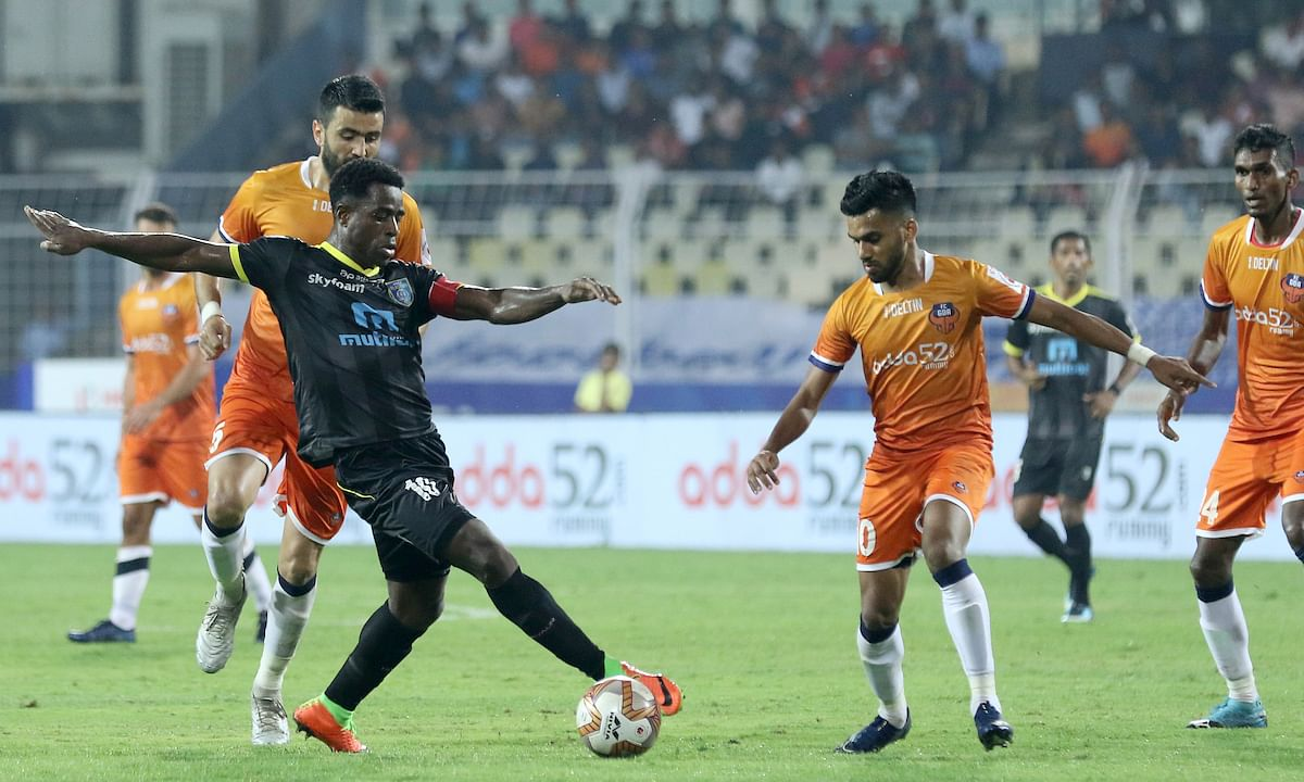 Football ISL: Goa have last laugh in five-goal thriller