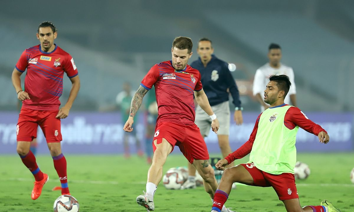Football ISL: ATK look to keep pace with top pack