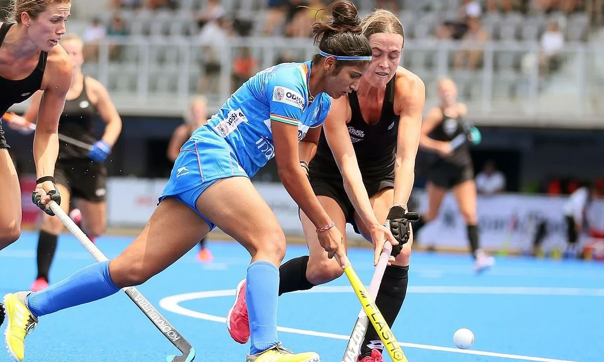 Hockey: Indian women lose 0-1 to New Zealand