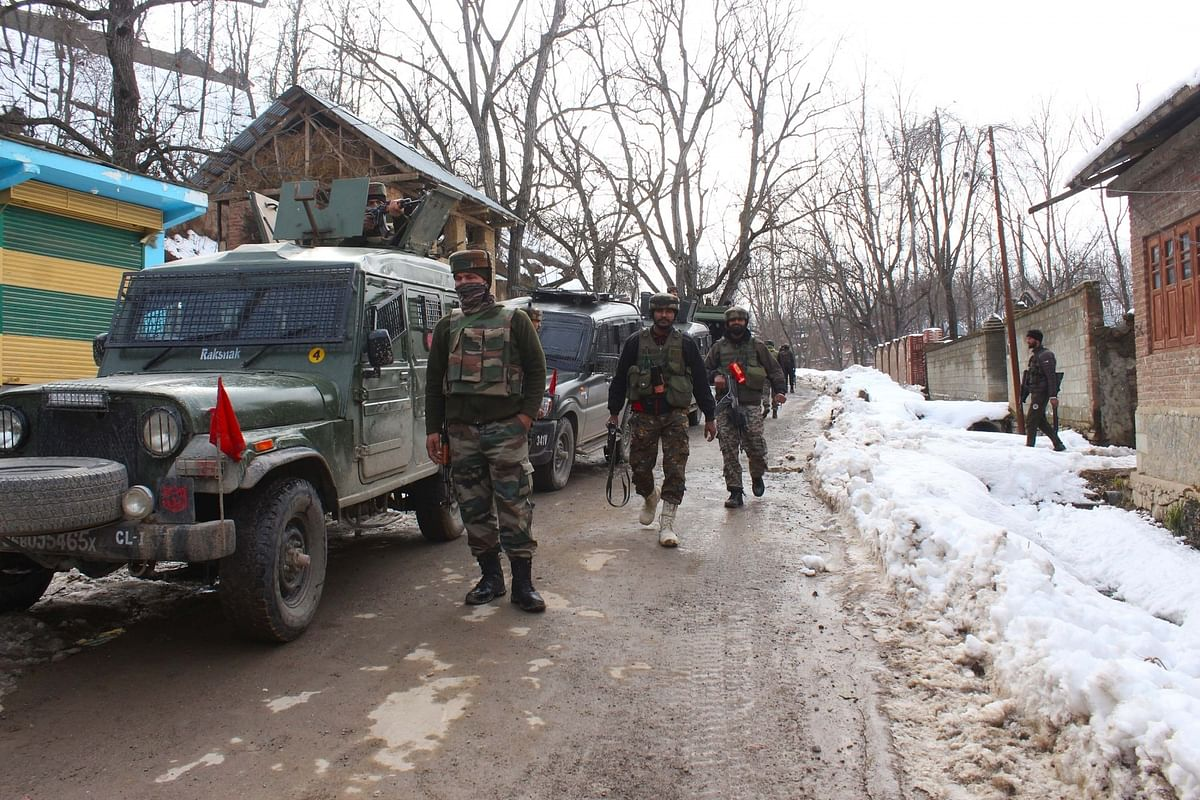 Three terrorists killed in encounter in Kashmir's Shopian