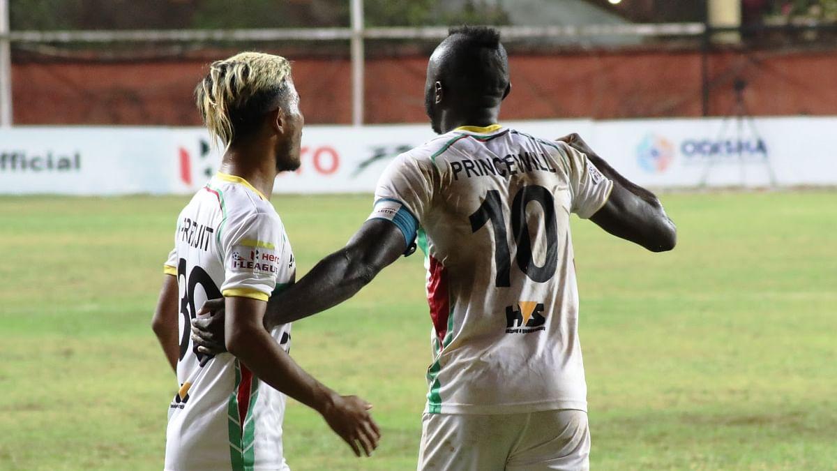 Football: TRAU beat Indian Arrows to continue upsurge under Dimitriou
