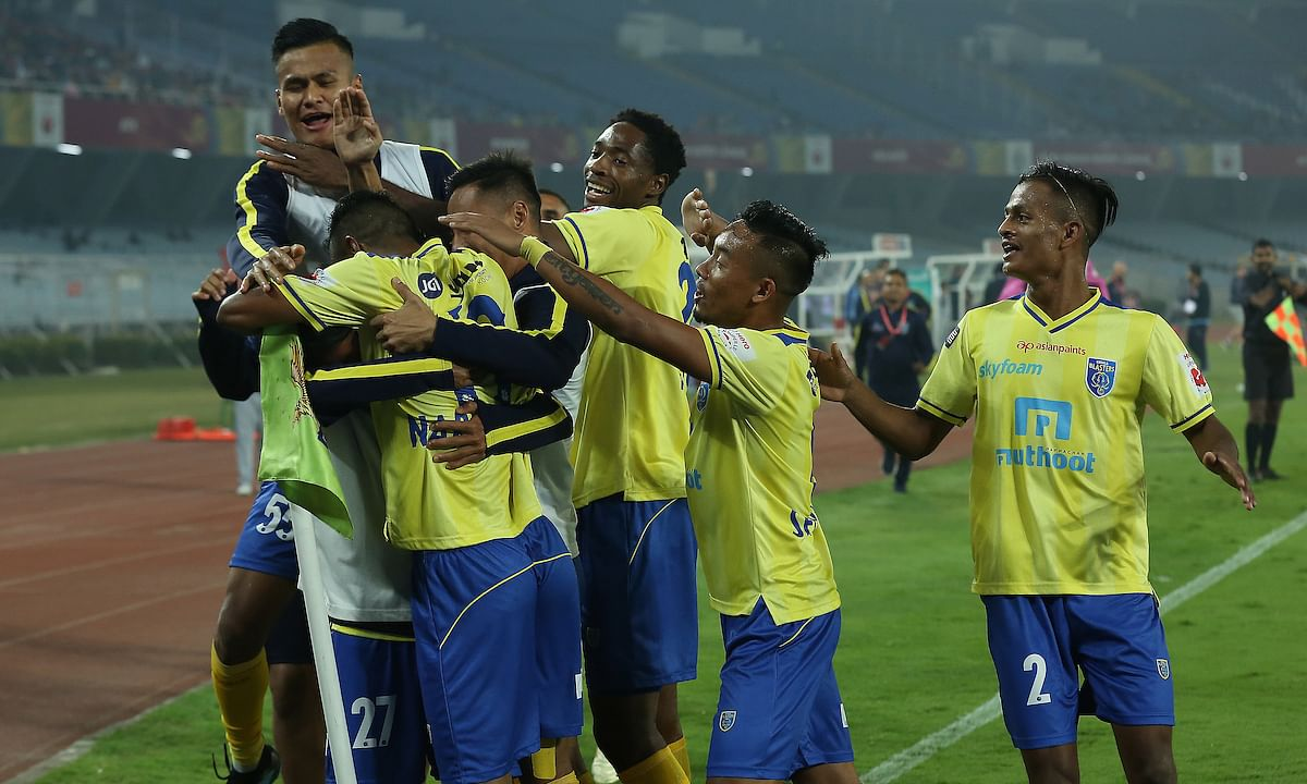 Football ISL: Kerala do the double over ATK