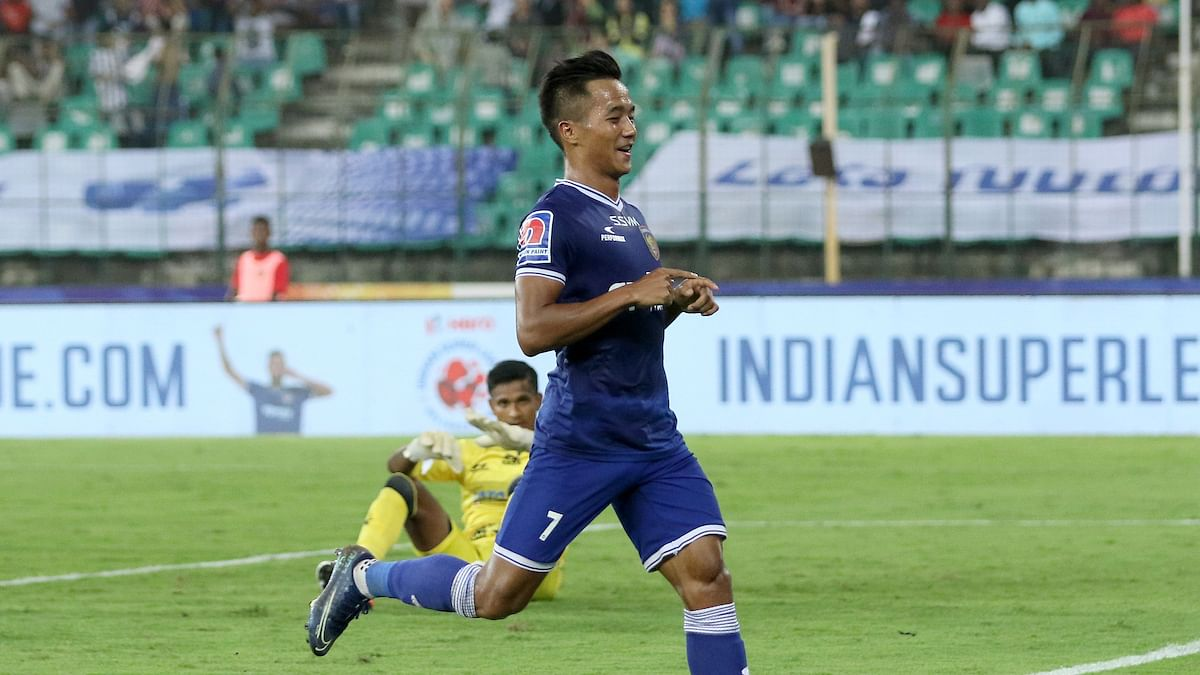 Football ISL :Chennaiyin close gap on top-four with dominating win