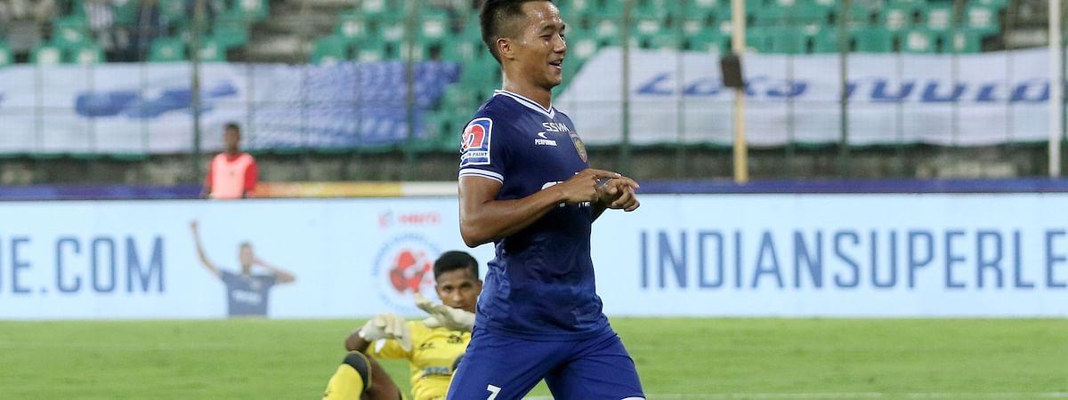 Football ISL :Chennaiyin close gap on top-four with dominating win