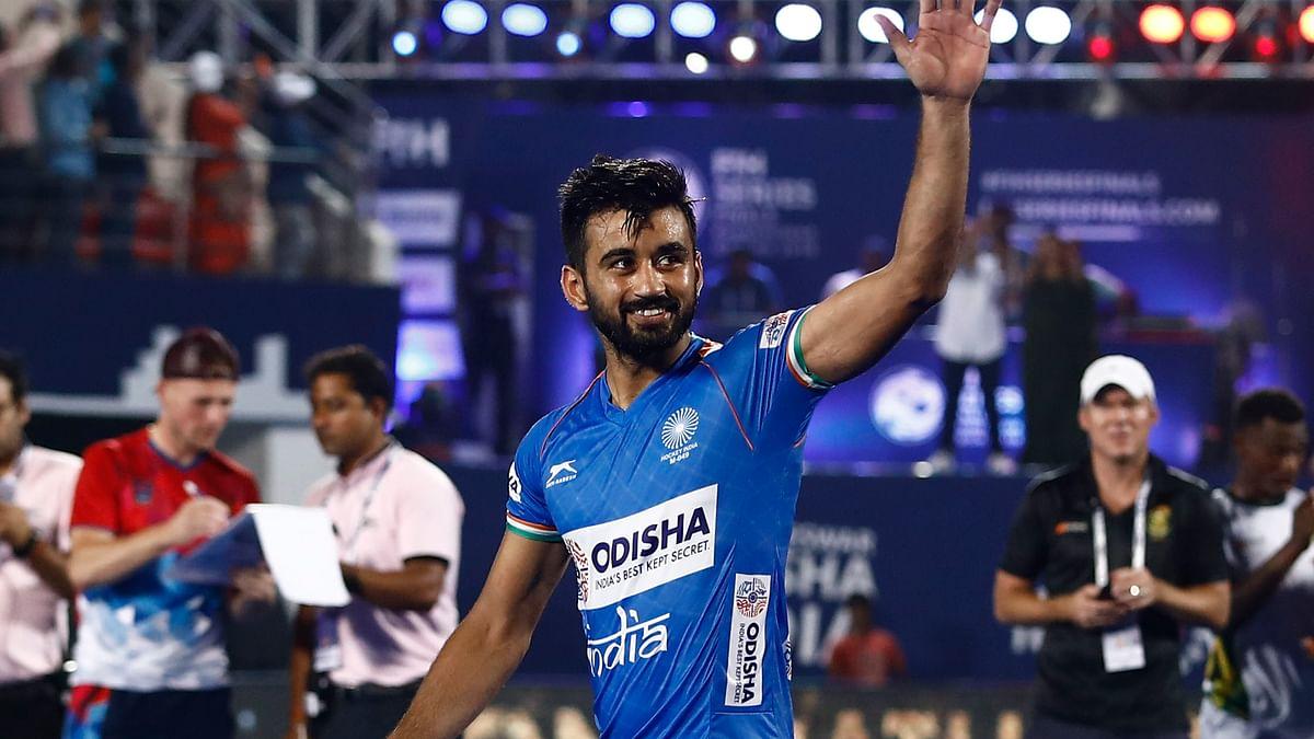 India's Manpreet Singh wins 2019 FIH Men's Player of the Year award