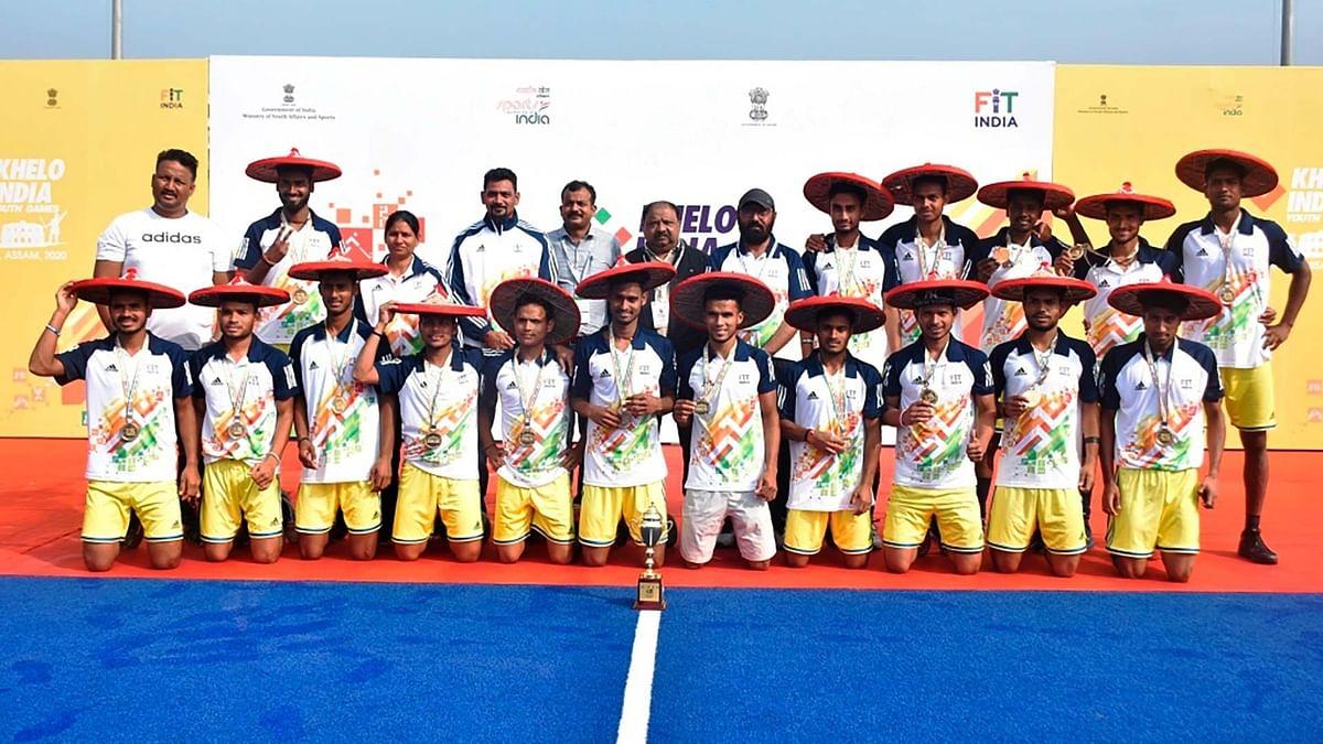 KIYG: Uttar Pradesh ,Haryana win golds in U21 Hockey competitions