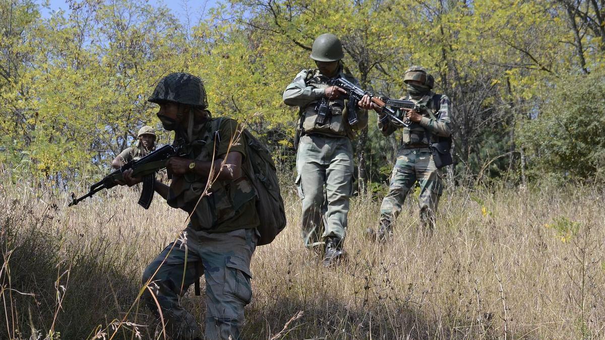 Four militants killed as Kashmir gunfight ends