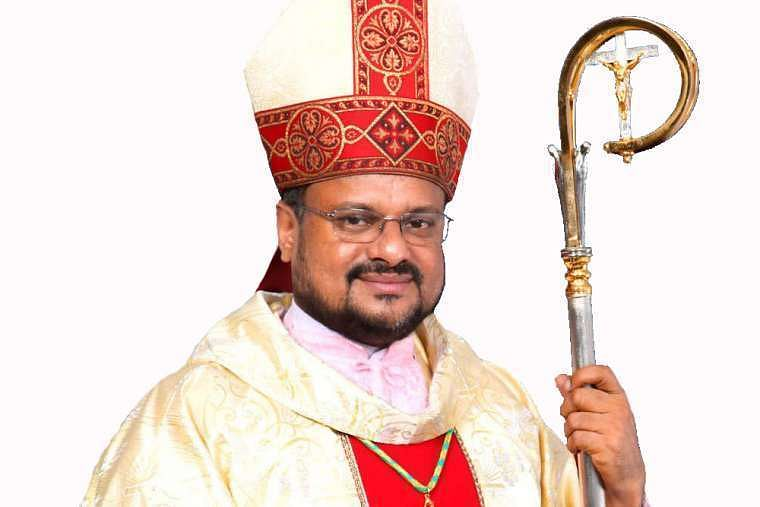 Rape-accused bishop files discharge petition