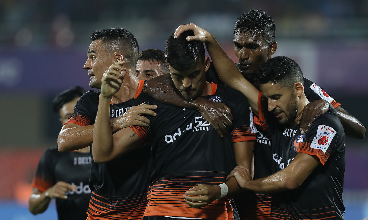 Football ISL: Goa survive resilient Odisha to reclaim top spot