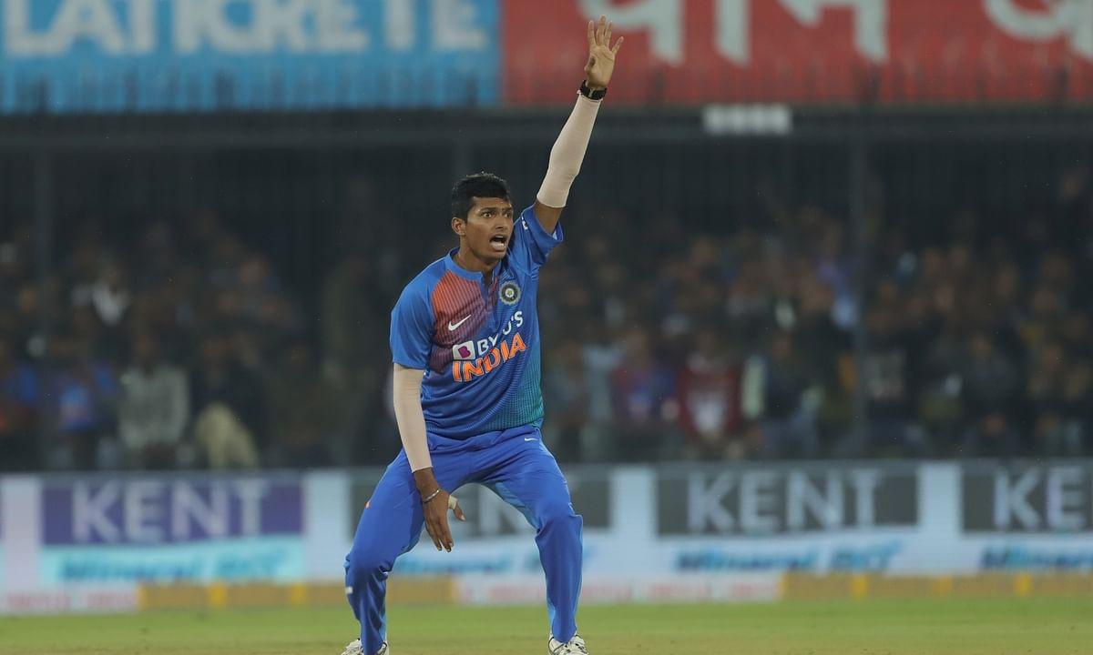 Indore T20I: India beat Sri Lanka by seven wickets