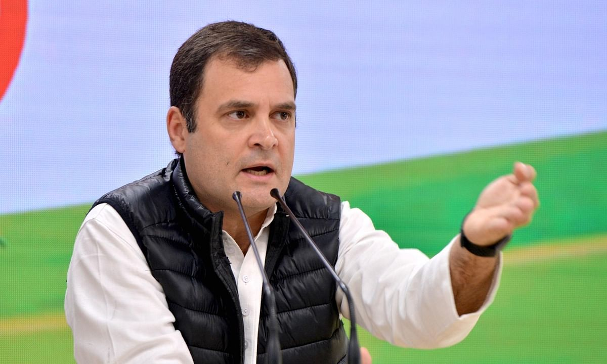 Why is PM silent, hiding on killing of soldiers: Rahul Gandhi