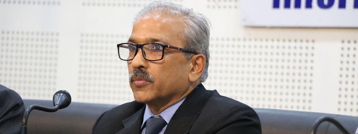 A P Maheshwari appointed as Director General, CRPF