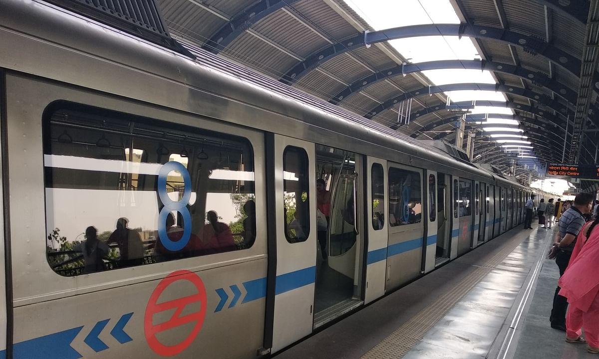 Delhi Metro train services to start at 2.30 pm on Holi