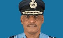 Air Marshal M S G Menon assumes charge as Air Officer-in-Charge Administration