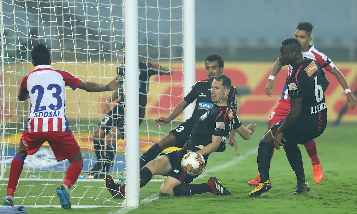Football  ISL : Balwant's injury-time winner helps ATK reclaim top spot
