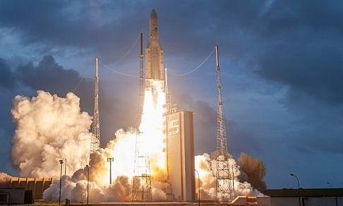 Ariane 5 places India's communication satellite GSAT-30 in orbit