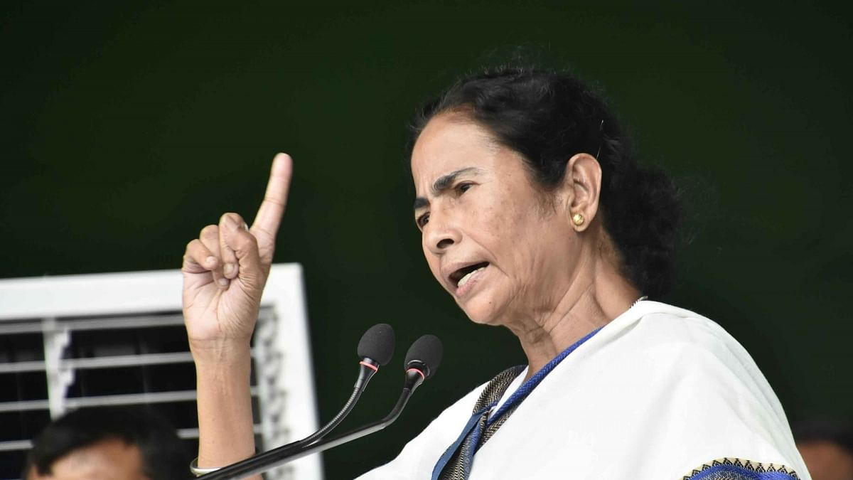 Mamata leads anti-CAA march through Darjeeling