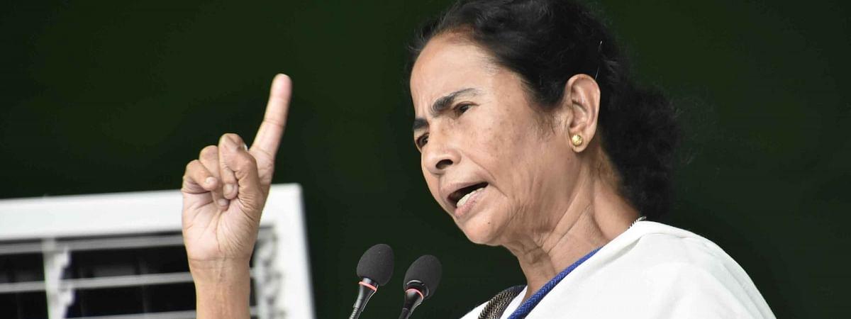 Mamata leads anti-CAA march through Darjeeling
