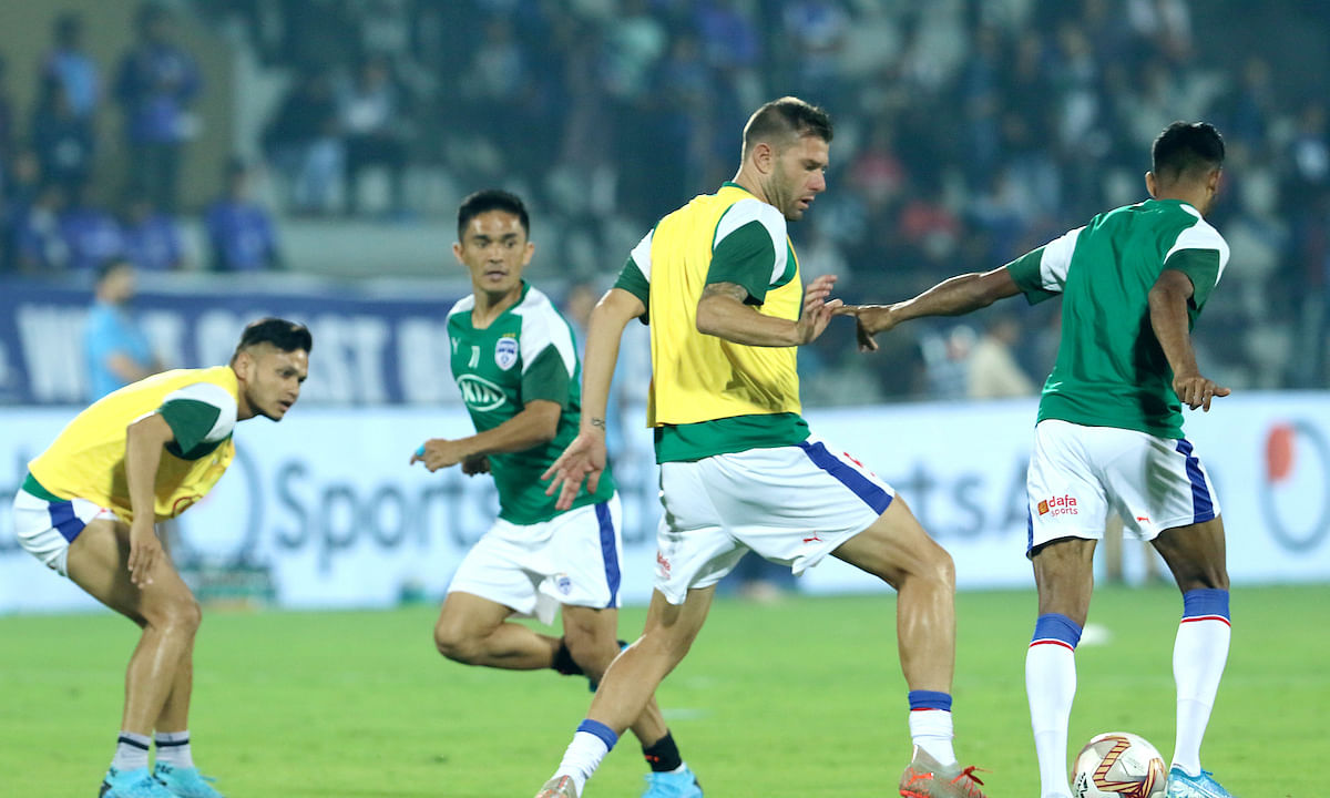 Football ISL: Top spot up for grabs as wounded Bengaluru host high-flying Odisha