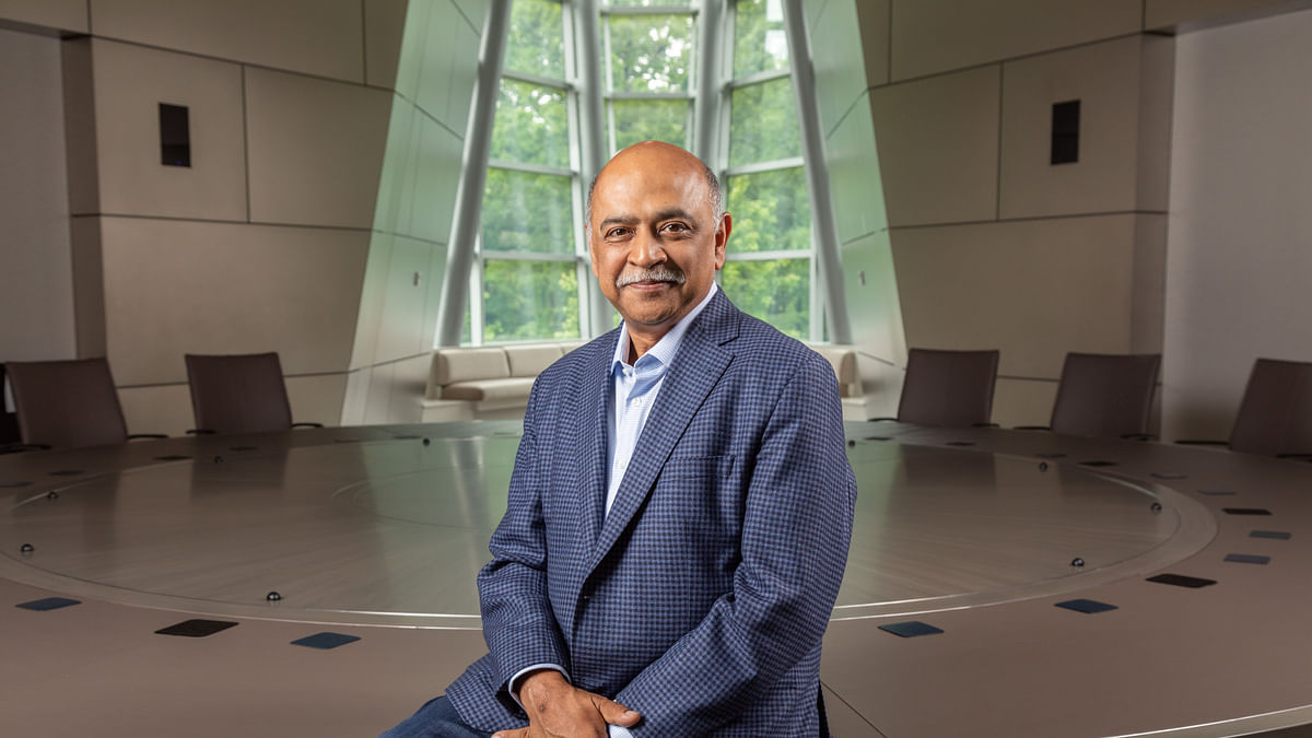 India-born Arvind Krishna named IBM Chief Executive Officer