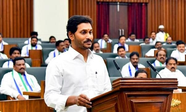 Andhra Assembly passes resolution for abolishing Council